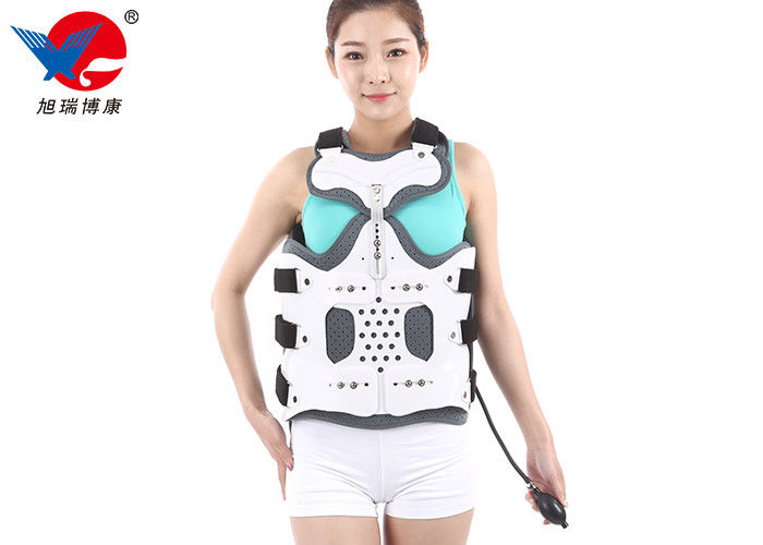 High Supporting Strength Medical Orthosis Good Ventilation For Waist Disc Outstanding